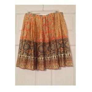 Anthro Rotational Symmetry Skirt